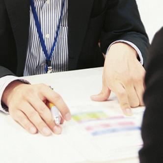 営業から工事管理まで一貫体制